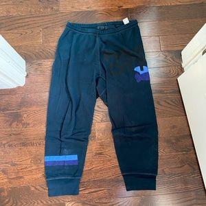 Free city lightly worn sweatpants